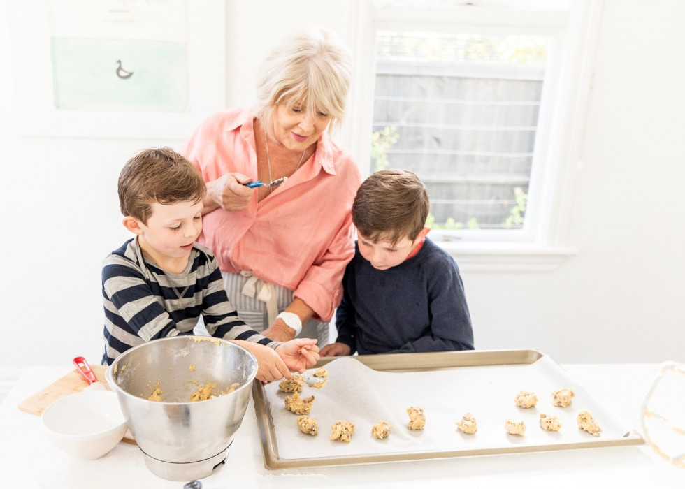 Genuinely encouraging grandma baking with kids 1906x1350